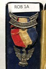 Boy Scout Vintage Eagle Scout Medal ROB 1-A