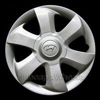 """Hyundai Accent 14"""" hubcap 2003-2006 - Professionally Reconditioned"""