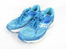 Saucony Guide 10 Everun Women's Active Sneakers Size 7 Blue Green Lace Up