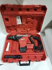 Milwaukee 15 Amp 1 34 In Sds Max Corded Combination Hammer 5546 21 Tp