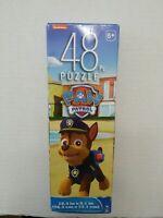 Nickelodeon Paw Patrol - 48 Piece Jigsaw Puzzle Homeschool Fun or Christmas Gift