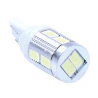 1X(T10 194 168 W5W 10 SMD LED Bombilla Lampara Luz Coche Blanco DC12V S7E6) g7