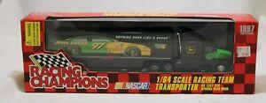 NASCAR Racing Champions 1/64 Diecast #97 John Deere