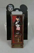 Disney Pin - Haunted Mansion Stretching Room Portrait - Goofy on Dynamite