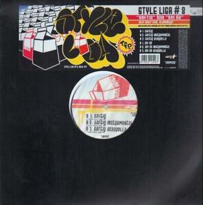 Deep Cover, Blumentopf, a.o. Style Liga # 8 Vinyl Single 12inch Eimsbush
