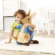 Giant Peter Rabbit The Movie Soft Plush Toy Rainbow Designs Super Gift 55cm