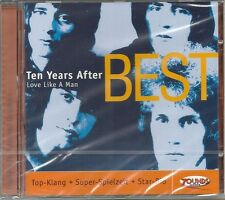 Ten Years After Love Like A Man (Best) Zounds CD NEU OVP Sealed