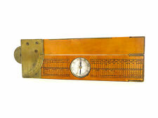Boxwood Troughton & Sims Level, Compass & Clinometer 1826-1921
