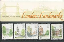 Great Britain # 910-914 British Post Office Mint Stamps-London Landmarks 1980