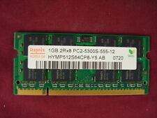 Hynix 1GB 2Rx8 PC2-5300S-555-12 RAM Card (Laptop)