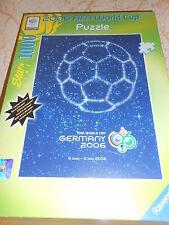 puzzle 1000 pièces 2006 FIFA WORLD CUP GERMANY lumineux la nuit - sous blister