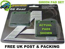 Nuevo Armstrong Verde Pastillas De Freno Pad Set Trasero Suzuki Gsxr 600 v/w/x / y 97 98 99 00
