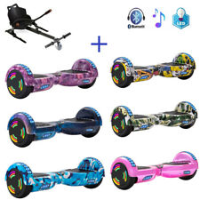 Hoverboard 6,5 Zoll Bluetooth Kinder Elektro Scooter Mit Hoverkart ElektroRoller