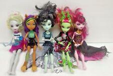 MONSTER HIGH 5 DOLL Lot Bundle MH Rare Mattel Clothes Accessories Halloween # 20