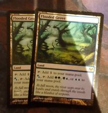 Mtg flooded grove  x 1 great condition