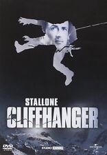 Dvd CLIFFHANGER - (1993) *** Sylvester Stallone ***   ......NUOVO