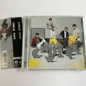 CNBLUE WAVE JAPAN CD+DVD (TYPE B) w/OBI