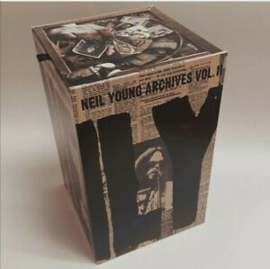 Neil Young - ARCHIVES VOL. II: 1972-1976 LIMITED DELUXE EDITION NEW SEALED