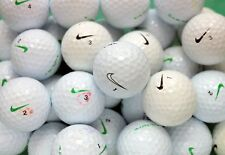 50 Nike PD Soft Golf Balls Pearl A Grade