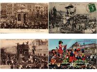 CARNAVAL FRANCE 84 Vintage Postcards