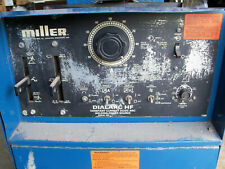 Miller Dialarc Hf Constant Current Acdc Arc Welder For Parts