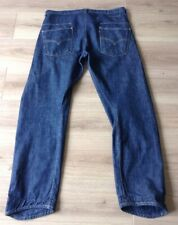 LEVI'S JEANS TWISTED / ENGINEERED CINCH BACK RED TAB SIZE 36 X 32 VGC