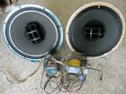 Altec Lansing 604E Coax Speakers (2) with crossover circuits