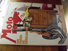 µ? Revue Moto Revue n°2344 Special Accessoires 1977 catalogues