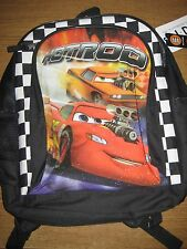Disney AUTHENTIC CARS BACKPACK, New w/Tags
