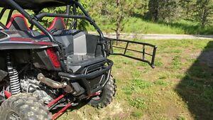 Honda Talon 1000 Swinging Tailgate Bed Rack