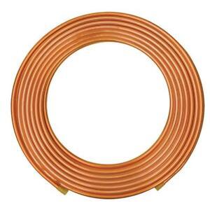 10mm Microbore Copper Pipe Tube All Lengths Plumbing Heating Water DIY Repair
