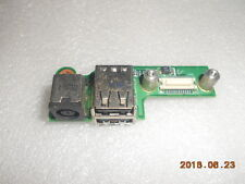 GENUINE DELL POWER DC-IN CONNECTOR USB BOARD INSPIRON 1525 PP29L 48.4W006.021