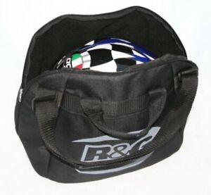 R&G Racing Deluxe Motorcycle  Motorbike Full Face Fleece Lined Crash Helmet Bag