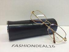 Bvlgari Women's Gold 237 101 51-17-130 Optical Eyeglasses