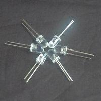 500 PCS F3 3mm Warm White Round Superbright LED Light LED lamp S8