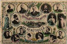 CPA   Souvenir des Fétes de Bézeriers - Les Heretiques    (518684)