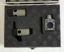 Hp 10565a Remote Interferometer 10556a Retroreflector 2 X 10550a Laser Reflector