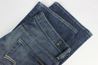 7 FOR ALL MANKIND BRETT Men's W34/~L35* Straight Fit Stretchy Jeans 30392-GS