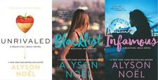 Alyson Noel BEAUTIFUL IDOLS Young Adult Series HARDCOVER Collection Set of 1-3