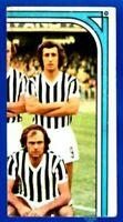 FIGURINA CALCIATORI PANINI 1974/75 N.27 SQUADRA ASCOLI REC/REMOVED
