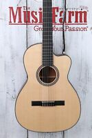 Martin 000C12-16E Nylon String Classical Acoustic Electric Guitar with Gig Bag