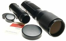 LEICA TELYT f6.8 f=560mm TELE LENS RAPID SHIFT FOCUS SYSTEM FITS M10 W/ADAPTER