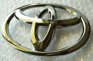 08-12 Toyota RAV4 Front Grille Emblem 10-12 AVALON Grill 08-11 HIGHLANDER Logo
