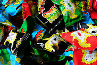 Ghost Drops x 100 Halloween Candy Buffet Bulk Lollies Party Favors Sweets