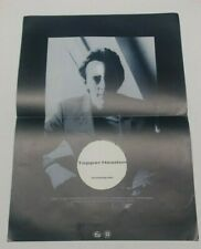 Topper Headon Drumming Man UK 1985 Original Shop Promo Poster 30 x 42 cm Clash