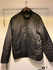 Barbour Jacket Large Men Navy