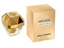 LADY MILLION EAU MY GOLD PACO RABANNE EDT VAPO SPRAY - 30 ml