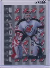 MARTIN BRODEUR 2000 00/01 BE A PLAYER BAP FRANCHISE SIGNATURE - DEVILS - X1565