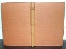 PAUL CAPON Fanfare for Shadows 1947 HB 1st Ed SIGNED FIRST EDITION Hardback Book