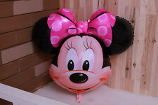 Cute Minnie Cartoon Foil Balloon For Kid Classic Toy Birthday Party Decoration